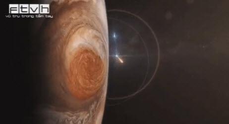 Tàu vũ trụ của NASA đã tiếp cận Sao Mộc thành công-6