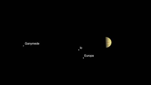 Tàu vũ trụ của NASA đã tiếp cận Sao Mộc thành công-2