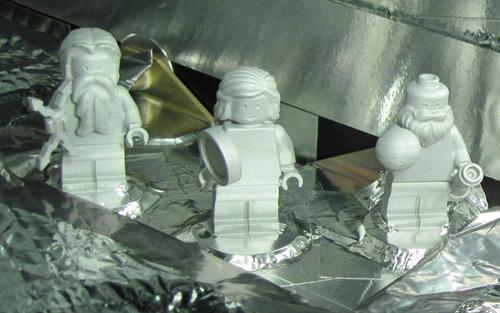 Tàu vũ trụ của NASA đã tiếp cận Sao Mộc thành công-12