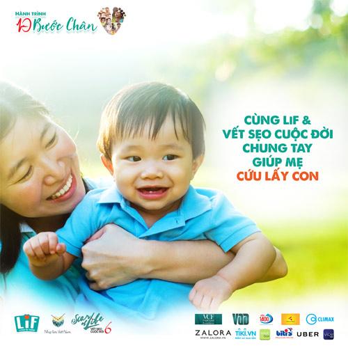 1.000 tre bi benh tim bam sinh cho phep mau tu cong dong - 4