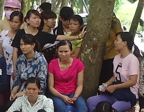 hang tram giao vien bi cham dut hop dong lam canh khon cung - 1