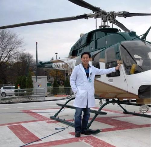 Chuyện chưa biết về 'bác sĩ 4H' từ chối lương 'khủng' tại Mỹ-4