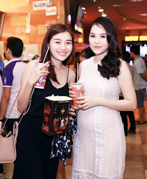 duong cam lynh tam thoi rut khoi showbiz de duong thai - 8