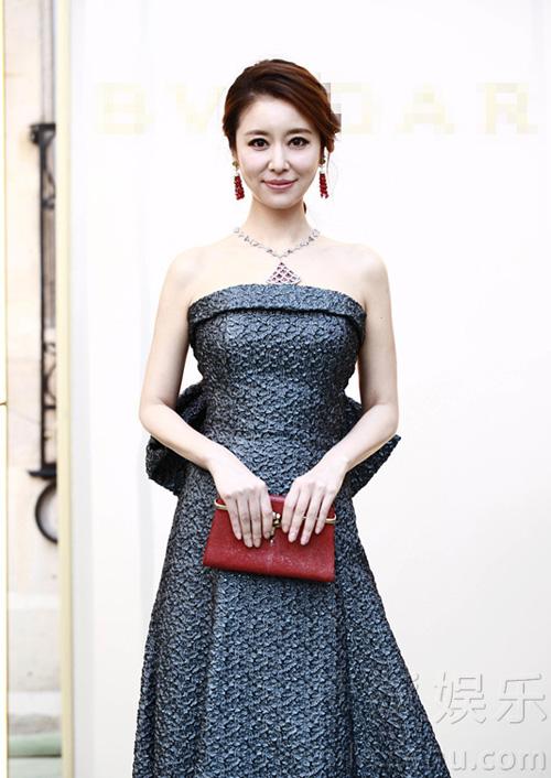 Hành động của Lâm Tâm Như càng khiến fan tin rằng cô có bầu-1