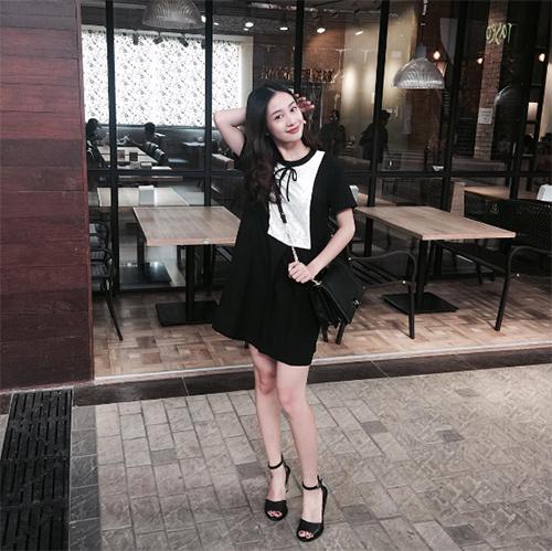 hot girl thai lan goc viet gay sot vi ve dep thanh thien - 11