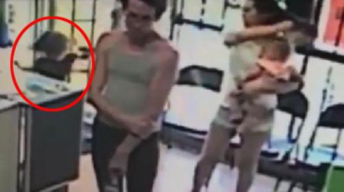 Con gái 4 tuổi bị bắt cóc ngay trước mặt người mẹ-1