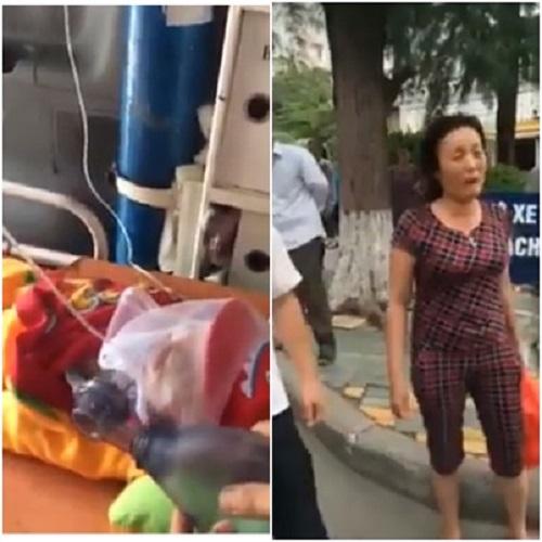 GĐ Bệnh viện Nhi Trung ương ra tối hậu thư 'thay máu' bảo vệ-1