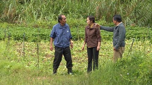 """Hé lộ quá khứ mồ côi của vợ Lương Thế Thành trong """"Khu vườn bí ẩn""""-3"""