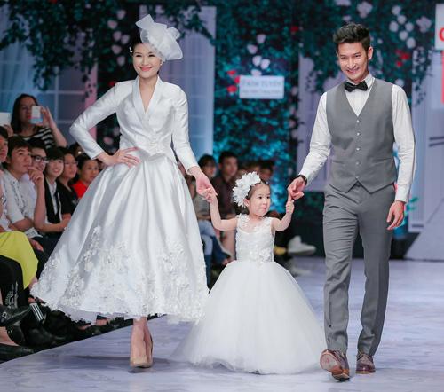 """Huy Khánh: """"Con gái tôi muốn bố mẹ làm đám cưới""""-1"""
