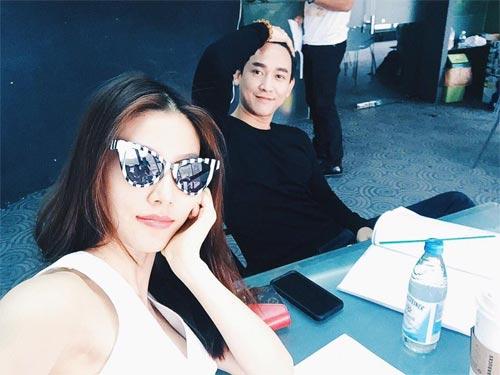 Lộ diện chị gái xinh đẹp của Thu Minh-5