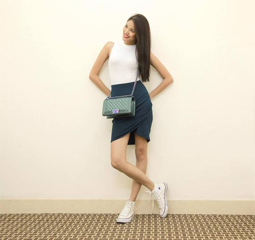 Lộ diện chị gái xinh đẹp của Thu Minh-11