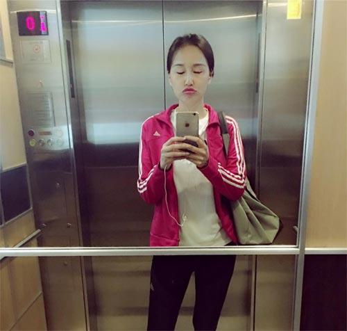 Lộ diện chị gái xinh đẹp của Thu Minh-4