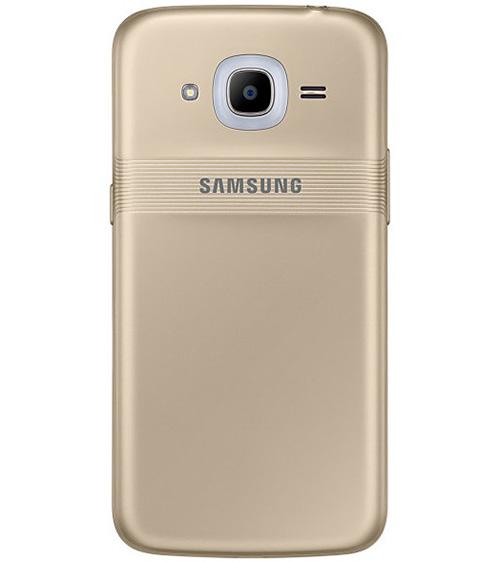 "smartphone galaxy j2 (2016) lo dien voi tinh nang smart glow ""sieu doc"" - 1"