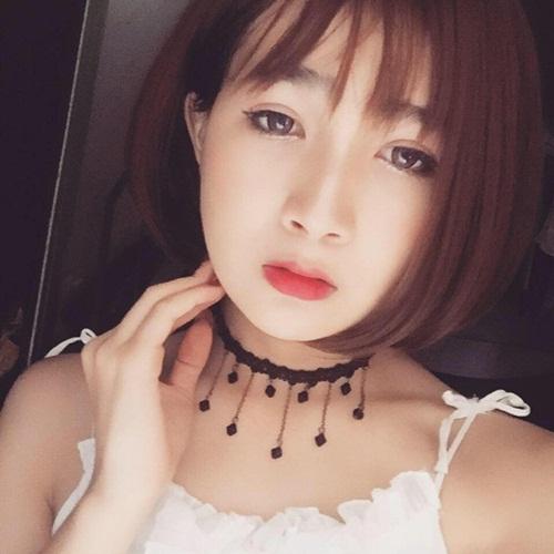 ngoc trinh: hot girl chuyen gioi 18 tuoi dep nhu huong giang idol - 3