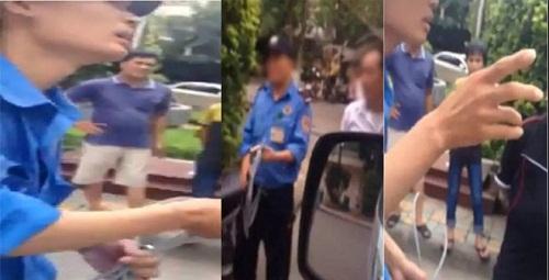 vu chan xe cuu thuong: giam doc bv nhi trung uong xin loi nguoi dan - 1