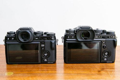 x-t2, may anh mirrorless chuyen nghiep quay 4k tu fujifilm - 3