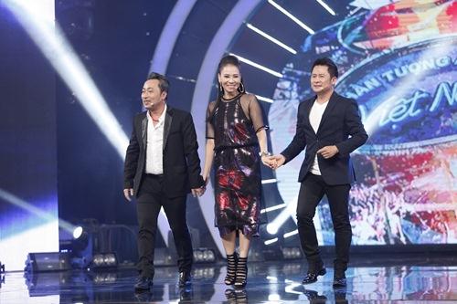 "vietnam idol: bang kieu bi ""dim hang"" ve chieu cao khiem ton - 1"