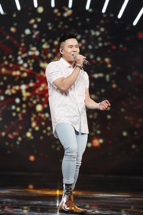 "vietnam idol: bang kieu bi ""dim hang"" ve chieu cao khiem ton - 19"
