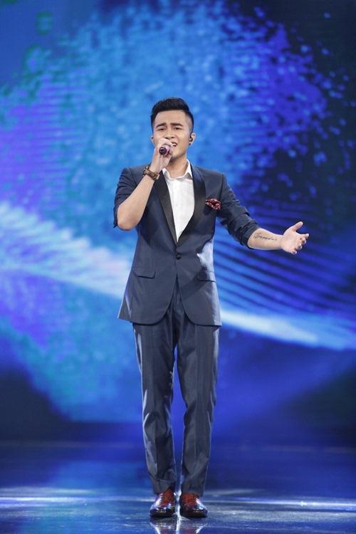 "vietnam idol: bang kieu bi ""dim hang"" ve chieu cao khiem ton - 17"