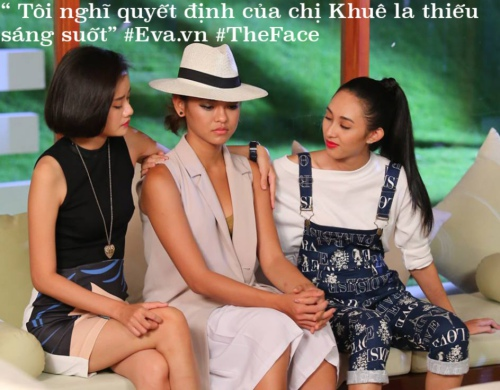 the face tap 4: mai ngo soc va uc che vi lua chon cua lan khue - 1