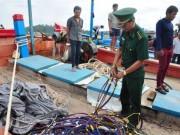 Tin tức - Tàu Trung Quốc là thủ phạm đâm chìm tàu cá Quảng Ngãi