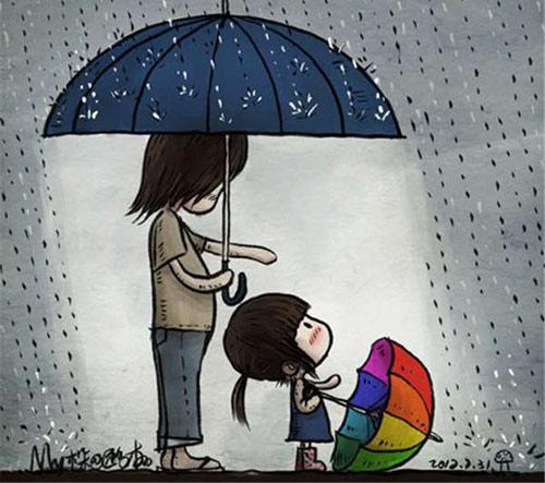 """nhung buc tranh khien ta tin rang """"nhat dinh phai co mot co con gai"""" - 4"""