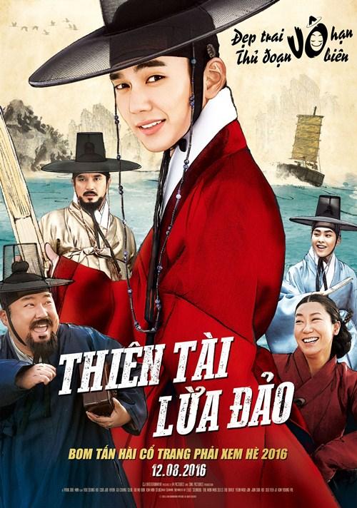 """""""em trai quoc dan"""" xu han tro thanh thien tai lua dao - 2"""
