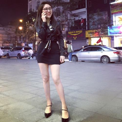 "cao 1m58 nhung co gai sinh nam 1995 nay mac gi cung sexy ""vo doi"" - 3"