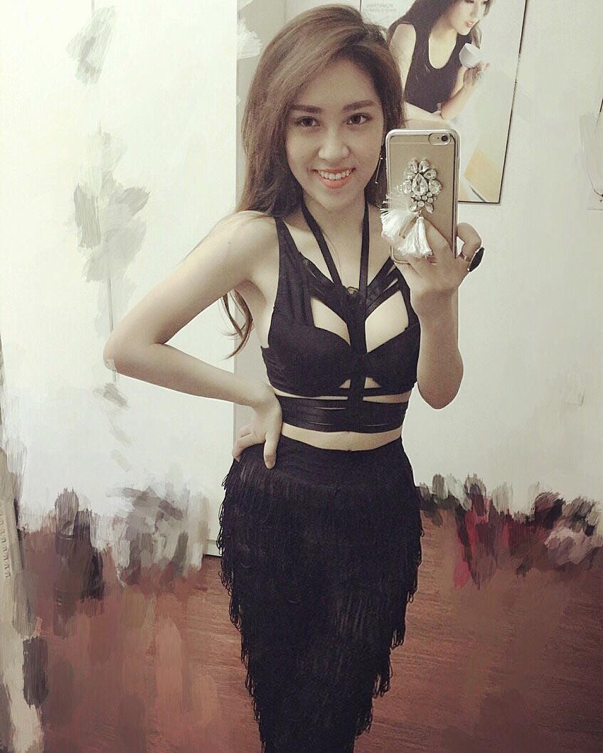 "cao 1m58 nhung co gai sinh nam 1995 nay mac gi cung sexy ""vo doi"" - 10"