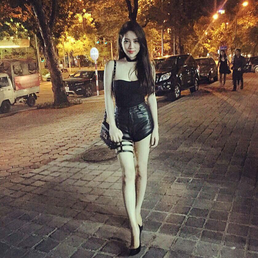 "cao 1m58 nhung co gai sinh nam 1995 nay mac gi cung sexy ""vo doi"" - 7"