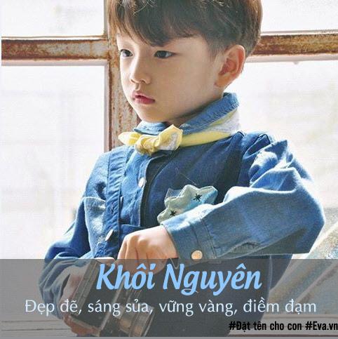 nhung cai ten hay cho con trai thanh cong, hanh phuc - 10
