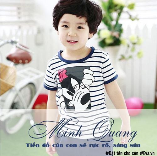 nhung cai ten hay cho con trai thanh cong, hanh phuc - 12