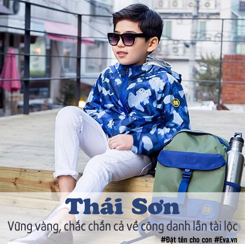 nhung cai ten hay cho con trai thanh cong, hanh phuc - 13
