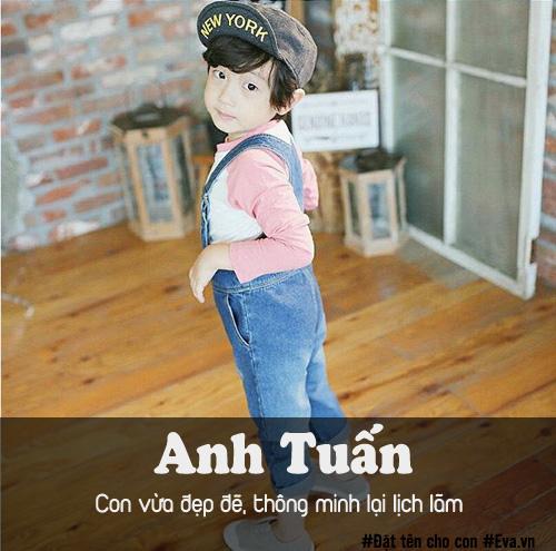 nhung cai ten hay cho con trai thanh cong, hanh phuc - 16
