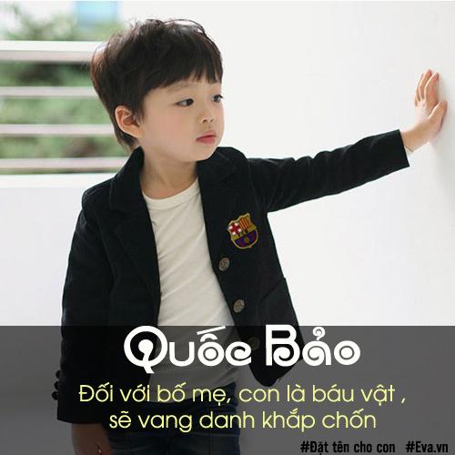 nhung cai ten hay cho con trai thanh cong, hanh phuc - 3