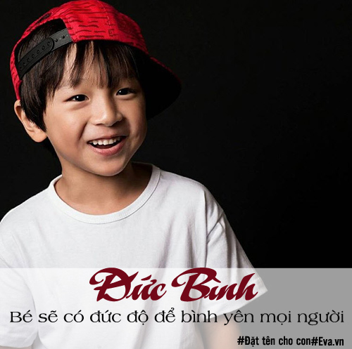 nhung cai ten hay cho con trai thanh cong, hanh phuc - 4