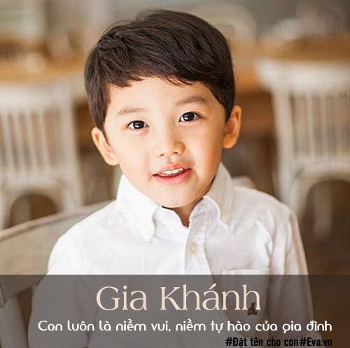 nhung cai ten hay cho con trai thanh cong, hanh phuc - 7