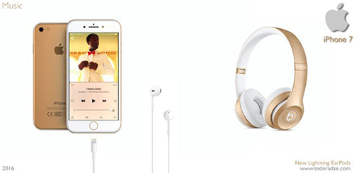 iphone 7 dep me ly, giac cam tai nghe da bien mat - 11