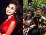 """Làng sao - Lâm Chi Khanh: """"Đám cưới MC Thanh Bạch chèo thuyền rất lãng mạn"""""""