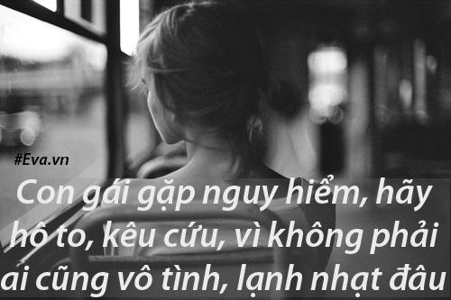 nhung 'chieu de doi' giup con gai bao ve chinh minh khoi ke xau - 5