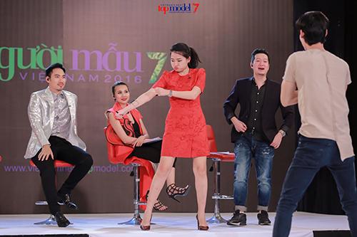 "nhung phut ba dao cua nu giam khao bi ""khiep so"" nhat next top model - 2"
