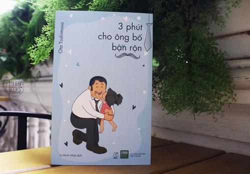 """""""3 phut cho ong bo ban ron"""": giai phap nuoi day con chi trong 3 phut! - 1"""