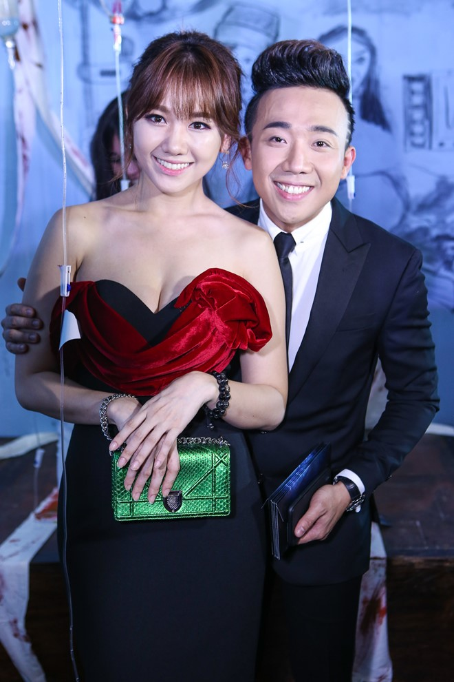 choang voi cat-xe cua tran thanh va hari won - 4