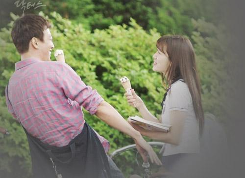 """do suc hut cua hai """"soai ca"""" kim rae won va kim woo bin - 11"""