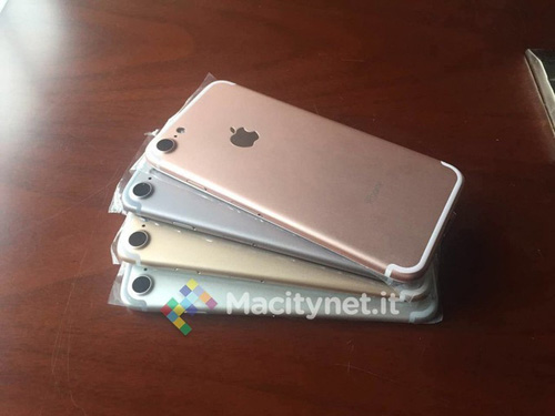 iphone 7 co toi 4 phien ban mau khac nhau - 1