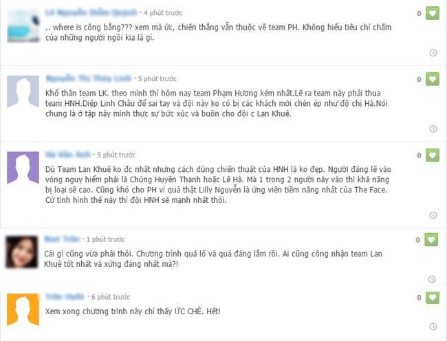 the face tap 5: thu thuy benh vuc pham huong giua tam bao chi trich - 1