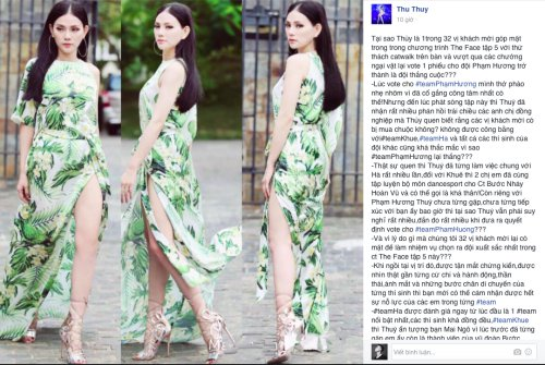 the face tap 5: thu thuy benh vuc pham huong giua tam bao chi trich - 4