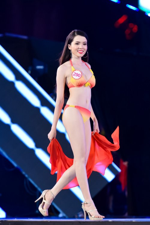 chung khao phia bac hhvn 2016: em gai a hau tra my dep xuat sac - 10