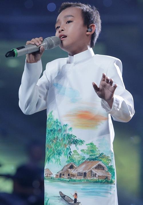 "ho van cuong, phuong my chi va nhung hien tuong nhi hat dan ca ""ngot don tim"" - 1"