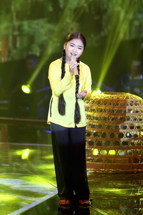 "ho van cuong, phuong my chi va nhung hien tuong nhi hat dan ca ""ngot don tim"" - 3"